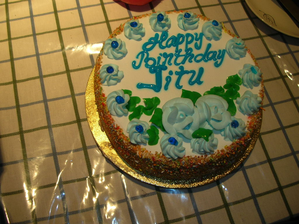Jitu Bday Cake