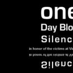 वर्जीनिया यूनिवर्सिटी के मृतकों के लिए मौन