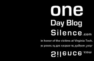 OneDayBlogSilence
