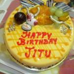 जन्मदिन की बधाईयों का हार्दिक धन्यवाद